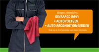 Vacature auto reconditioneerder (M/V)